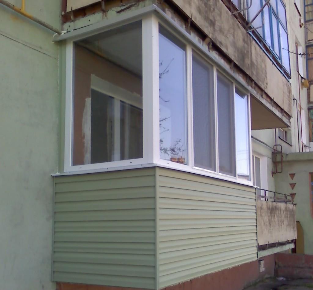 """Ремонт балконов любой сложности - городской портал """"твой гор."""