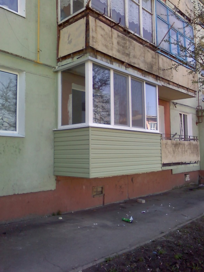 Строймастер - ремонт и благоустройство балконов и лоджий: ос.